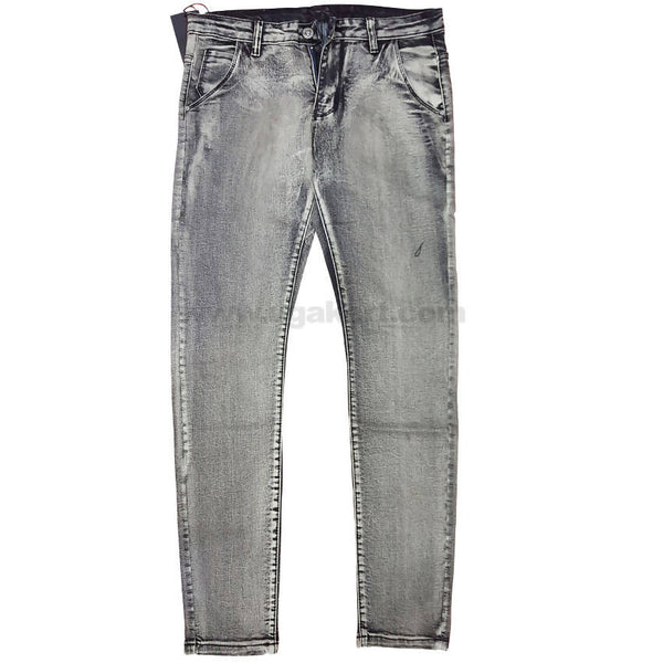 Men's Grey Jean Trousers