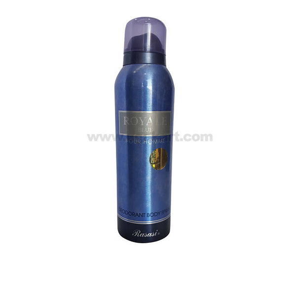Rasasi Royale Blue Deodorant Body Spray_200ml