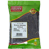 Black Pepper Whole Seeds 200g