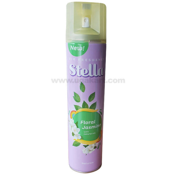 Stella Floral Jasmine With Natural oils_Air Freshener_400ML