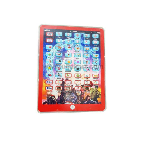 Avengers 2 Ipod Learning Toy