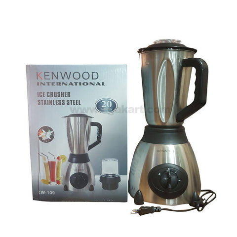 KW-109 Kenwood Steel Blender