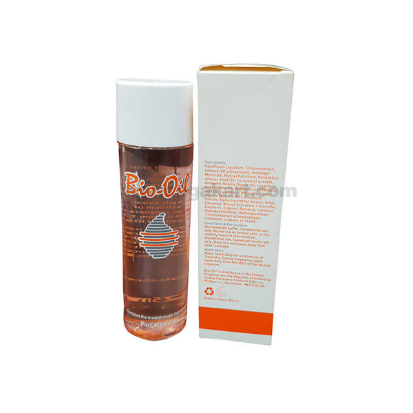 Bio-Oil For Scars,Stretch Marks,Uneven Skin Tone,Ageing Skin-125ml