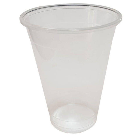 Disposal Clear Glass 200Ml-25Pc