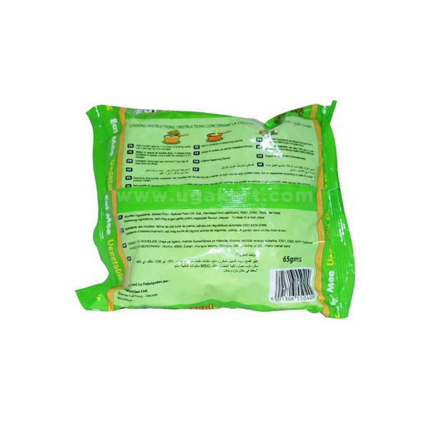 Eat Mee Vegetable Flavour - Yummy & Tasty 65gms