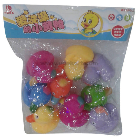 Baby Duck Toy Set