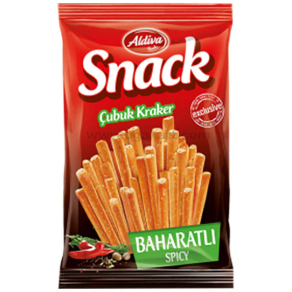 Snack Spices Cracker 36GM