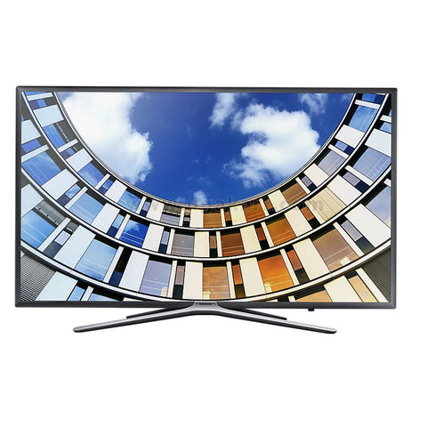 SAMSUNG 55″ SMART LED TV - UA55M6000AK_Dark Titan