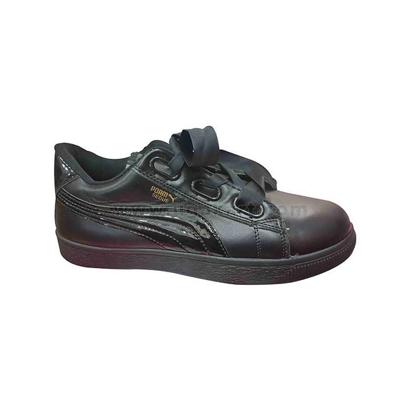 Poam Sedue Black Girls Shoes