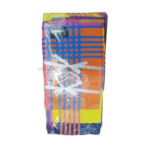 Multi Colour Handkerchief_3PC