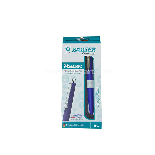 Hauser Germany Passion Retractable Ball Pen