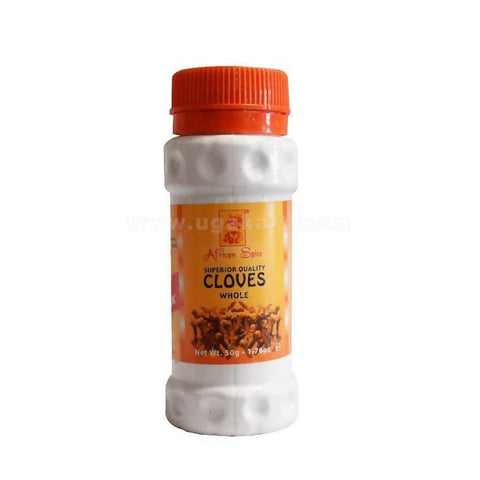 African Spices Cloves Whole 50gm