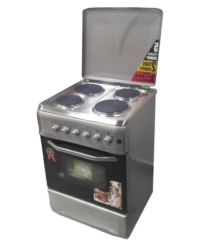 S604E3R-I Electric Plate Gas Cooker
