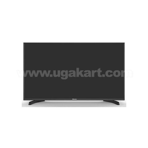 Hisense 40 Smart Tv Black