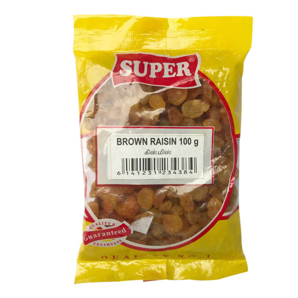 BROWN RAISIN_100GM