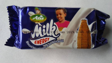 Atis Milk Energy Biscuits - 10 Packets