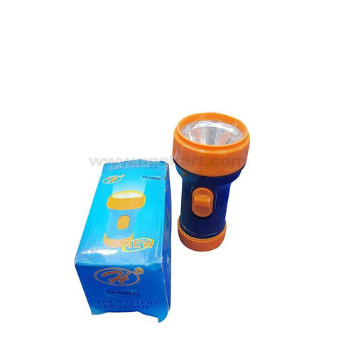Battery Led Torch Light
