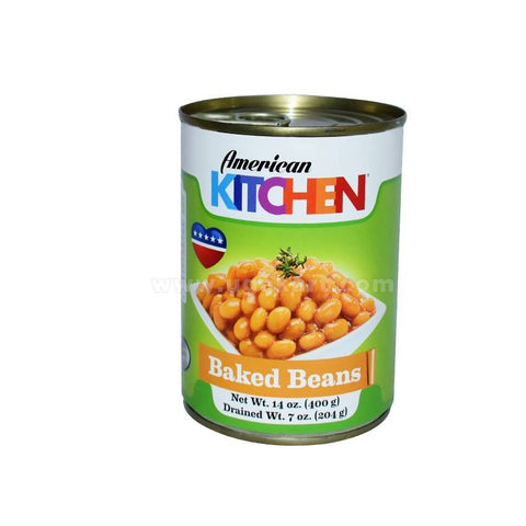 American Kitchen Baked Beans 400g