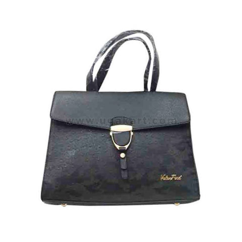 Womens Handbag Full Black