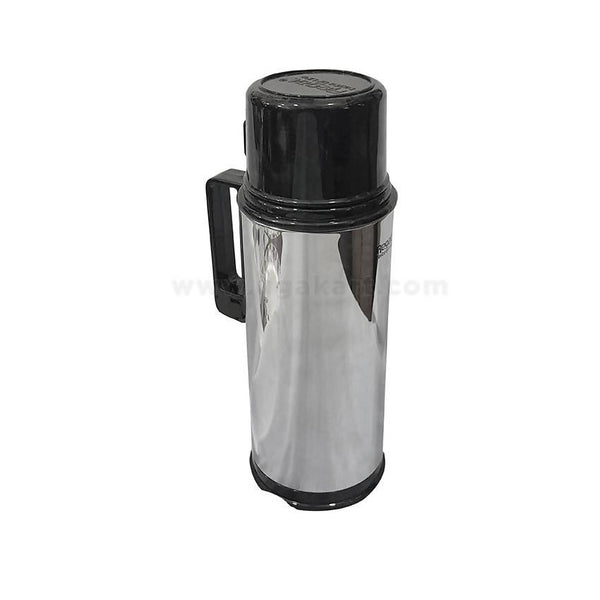 Regal 1Ltr Stainless Steel Flask