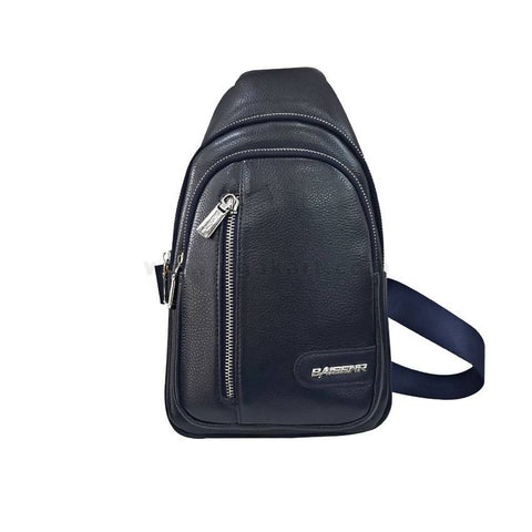 Baisenr Men's Fashion Zipped Backpack