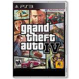 Grand Theft Auto (GTA) IV-PS3
