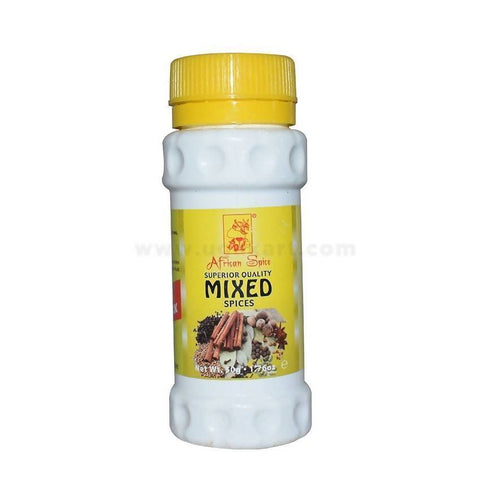 African Spices Mixed Spices 50gm