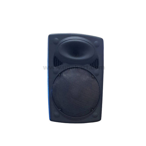 Amplifier Speaker With 2 Mics-15''/15Vat