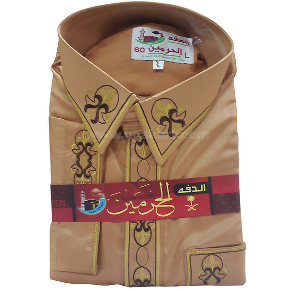 Al Harameen Thobes_Brown