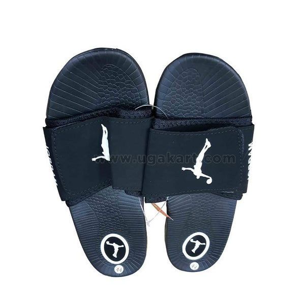Men's Air Jordan Sandals - Black