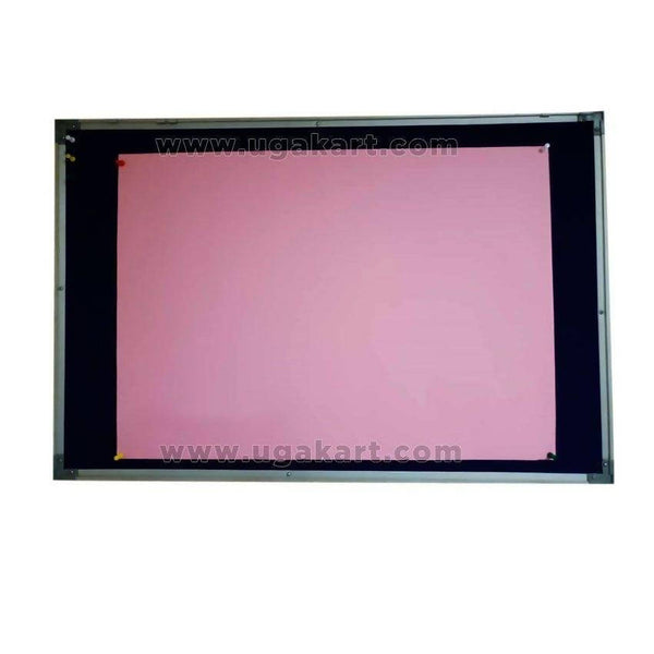 Pink Chart Paper (Mounting Paper 50*60 Smooth)
