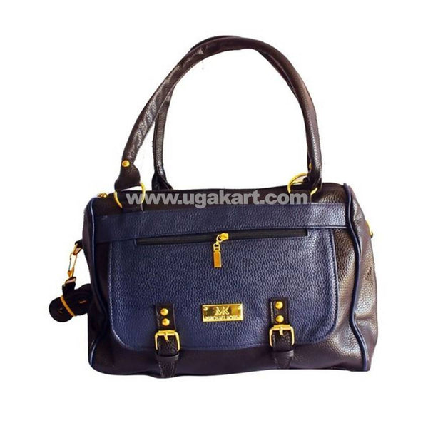 Mk Ladies Hand Bag - Navy Blue