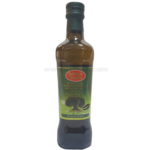 Valencia Garden E/Virgin Olive Oil_500ml