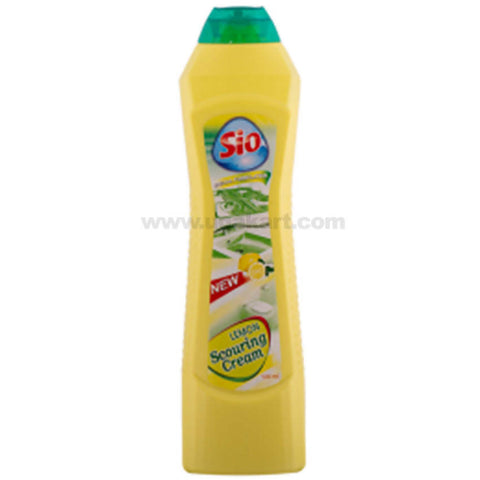 Sio Cream Cleaner 500 GM Lemon