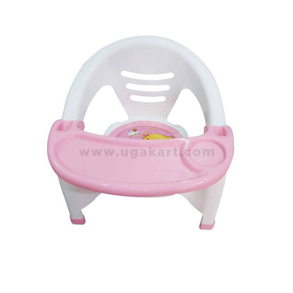 Pink Baby Feeding Chair