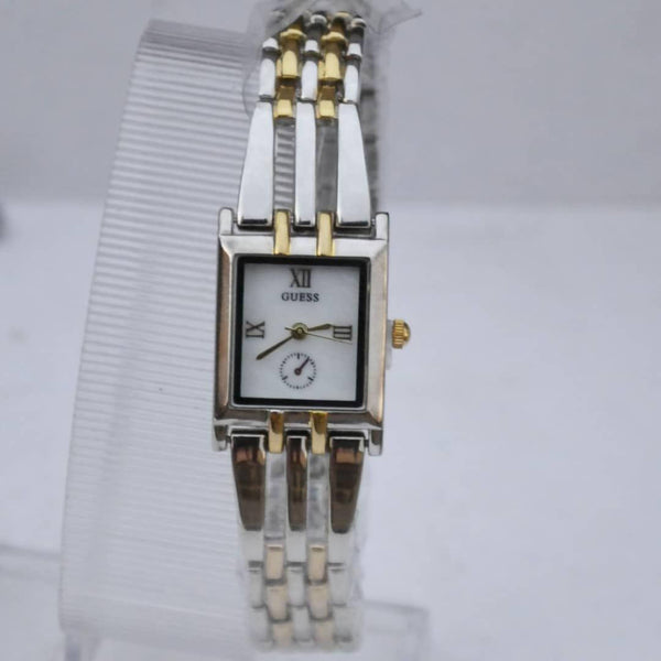 Guess Silver And Gold Ladies Watch