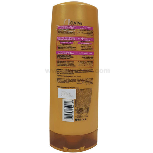 L'Or√al Paris Elvive Extraordinary Oil Nourishing Conditioner-400ml