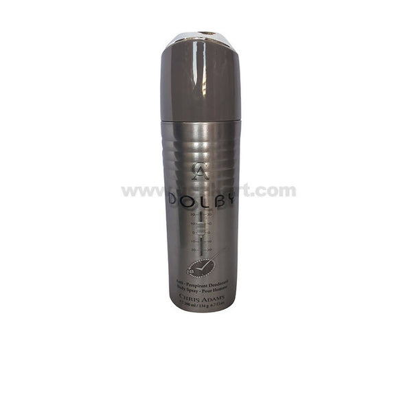 Chris Adams Dolby Body Spray_200ml