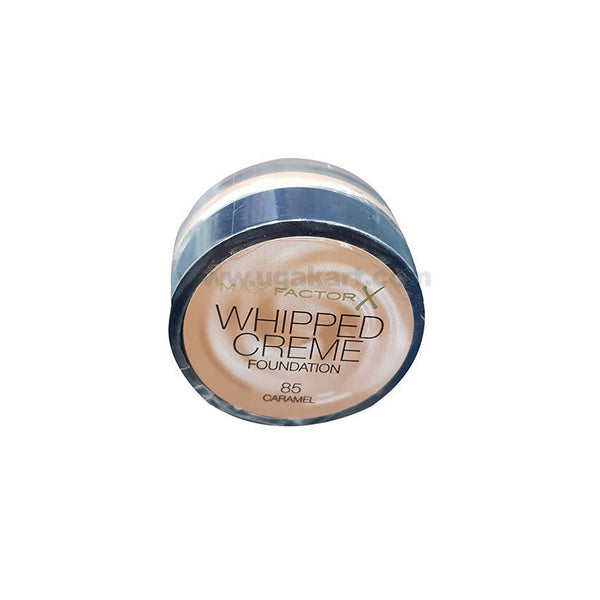Max Factor X-Whipped CrËme Foundation-85 Caramel