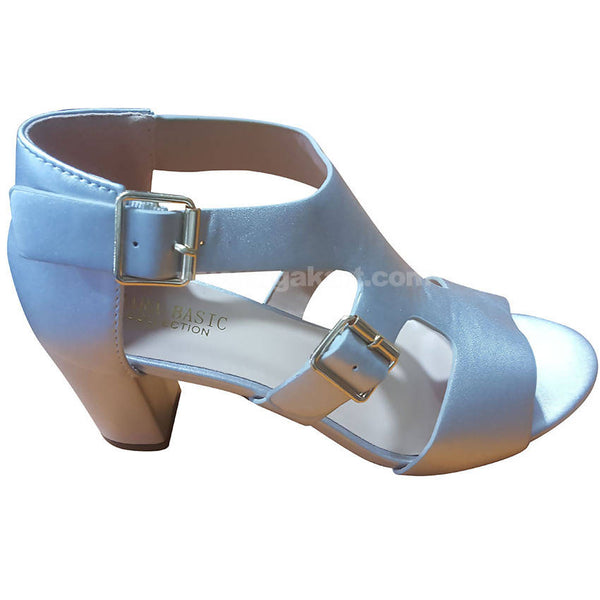 Women's Ankle Strap Heel Shoes