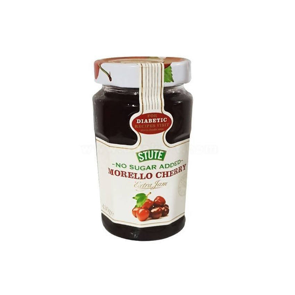 Stute-Morello Cherry-No Sugar Added 430gm