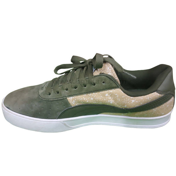 Army Green Men's Shoes