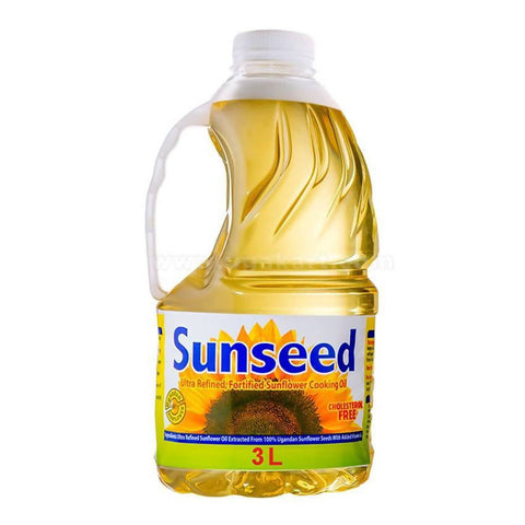 SUNSEED SUN FLOWER OIL 3L
