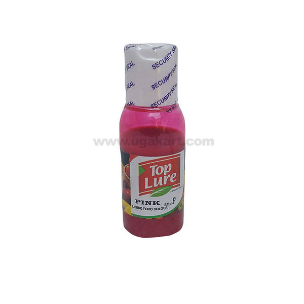 Top Lure pink Liquid Food Colour_50ml