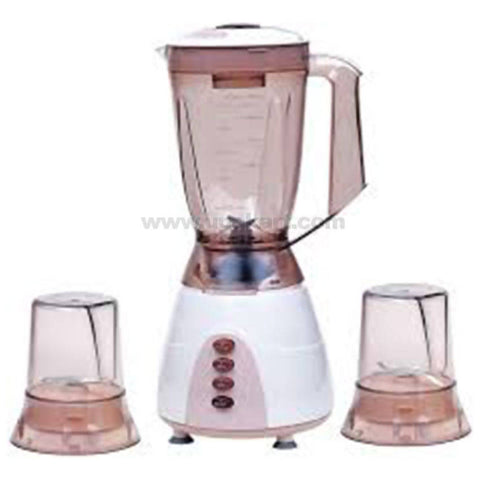 Sayona Signature 3 in 1 Blender with Grinder - 1.5 Litres. SB-4016