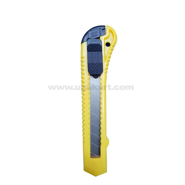 Detachable Blade Yellow Knife Cutter_2PC