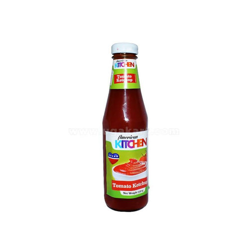 American Kitchen Tomato Ketchup 340g