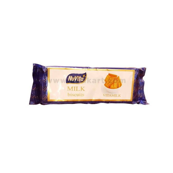 Nuvita Milk Biscuits VitaMilk 75gm