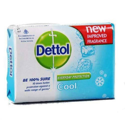 DETTOL COOL SOAP_100G