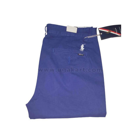 Polo Men's Blue Pant